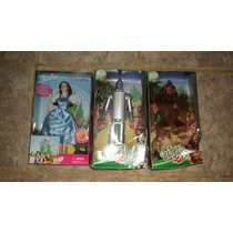 Barbie Mago De Oz (wizard Of Oz) *cajas Maltratadas*