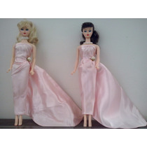Barbie Ropa Vintage Vestido Enchanted Evening Reproduccion