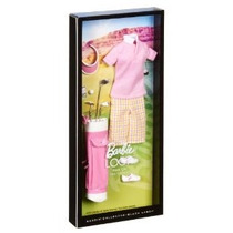 Barbie Collector La Barbie Look Colección: Rosa En La Moda P