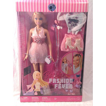 Barbie Fashion Fever Twist