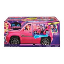 Barbie En El Campamento Del Pop Limo 2 En 1 Mattel