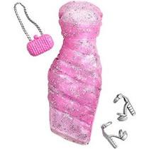 Barbie Pack Completo Moda Look # 6