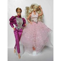 Barbie Aurimat Astronauta Superstar Mattel Collector Vintage