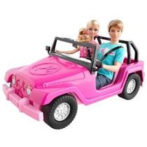 Barbie Y Ken Crucero De La Playa