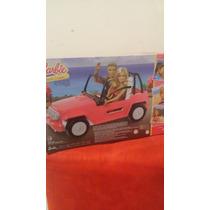 Jeep Barbie Ken