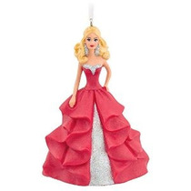 Hallmark Holiday Barbie Adorno De Navidad