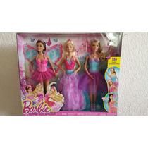 Barbies Estilo De Modas Set De 3