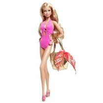 Barbie Basics De Traje De Baño Rosa