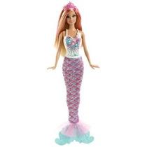Barbie Cuento De Hadas Mágica Mermaid Barbie Doll Azul