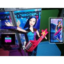 Barbie Campamento Pop Nueva!!!!!!!
