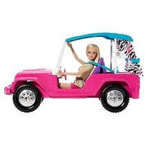 Barbie Hermanas Safari Crucero