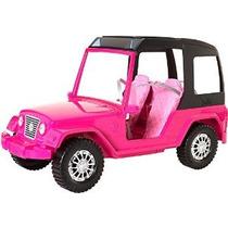 Barbie Hermanas Crucero Vehículo