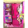 Barbie Set De Muebles Cocina Refrigerador Original