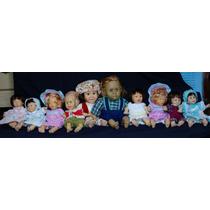 Gigo Muñecas Gestitos Expressions 10 Lote Colección Barbie