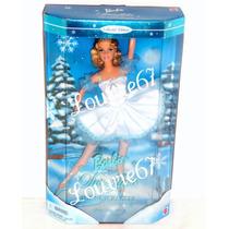 Barbie Bailarina Cascanueces Copo Nieve Snowflake Louvre67
