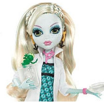 Monster High Lagoona Blue Nueva Serie Escuela