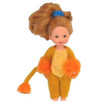 Barbie Kelly Doll 2000 Kelly Club Lion Liana