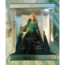 Barbie Felices Fiestas 2004