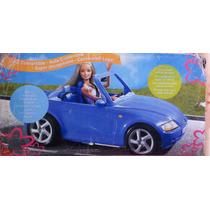 Barbie Auto Deportivo