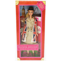 Barbie Muñecas Del Mundo Reino Unido Uk Nueva Sellada