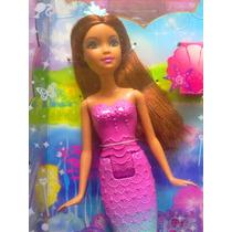 Hermana De Barbie En Forma De Sirena