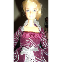 Barbie Vestido De Reyna *venta Solo De Vestido*