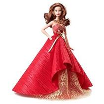 Barbie Collector 2014 Holiday Muñeca Morena