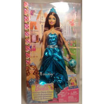 Juguetibox: Barbie Escuela De Princesas Hadley