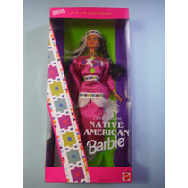 Barbie Muñecas Del Mundo World Native American