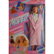 Gran Set De Ropa Para Barbie Con Maniqui Del Ano De 1980s