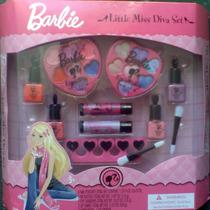 Mega Set De Pinturas Y Accesorios 50 Aniversario De Barbie