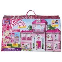Mega Bloks Barbie Mansión De Lujo