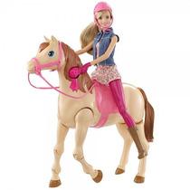 Barbie Paseo A Caballo. Nueva