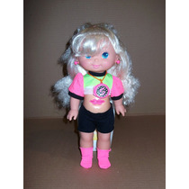 Barbie Muñeca Sally Secrets Secretos Mattel 1992 Vintage