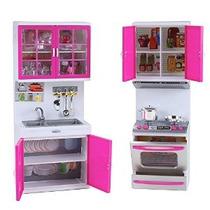 Mi Cocina Moderna Mini Toy Playset W / Luces Y Sonidos Estuf