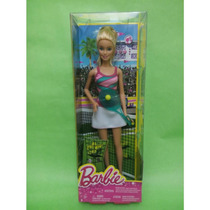 Barbie Tenista U N I C A !!!! Quiero Ser Nueva !! Sin Abrir!