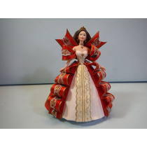 Barbie Figura Holliday Collector Hallmark Keepsake
