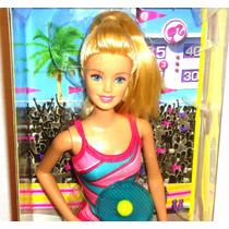 Juguetibox: Barbie Quiero Ser Tenista