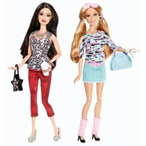 Barbie Life In The Dreamhouse Raquelle & Summer Giftset