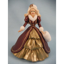 Barbie Figura Holiday 1996 Collector Hallmark Keepsake