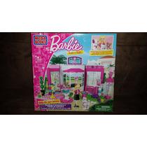 Mega Bloks, De Barbie Tienda De Animales