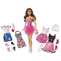 Barbie Doll Y Doll Gift Set Moda - Nikki