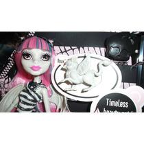 Barbie Montser High Rochelle Goyle Gargola Mattel Nueva Alas