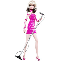 Barbie Debbie Harry Pink Label Nueva En Su Caja