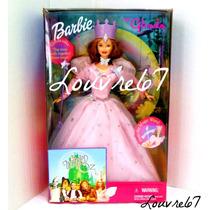 Barbie Glinda Bruja Buena Del Mago De Oz Habla Louvre67