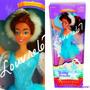 Anastasia Princesa Patinadora Tipo Barbie 1997 Galoob