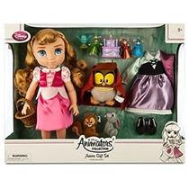 Disney - Aurora Doll Gift Set - Colección Disney Animadores