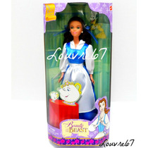Bella Princesa Disney Coleccion My Favorite Fairytale Bestia