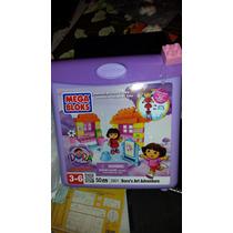 Mega Bloks De Dora La Exploradora