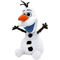 Disney Congelado Olaf Relleno Almohada Pal Muñeco De Nieve